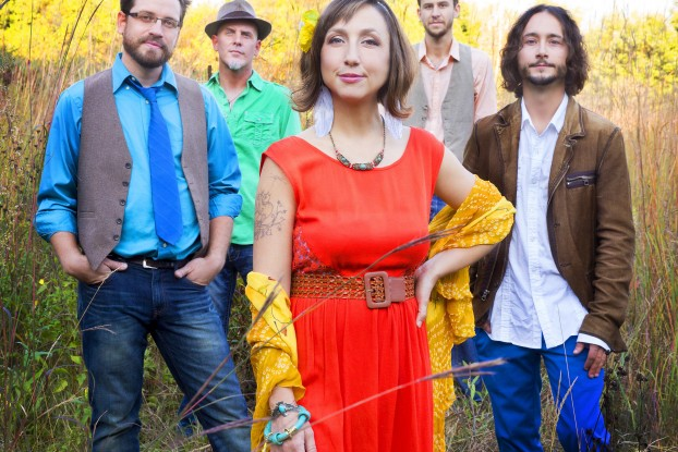 Roots Music Headliners: The Ragbirds play the first-ever Hastings Roots Music Festival.
