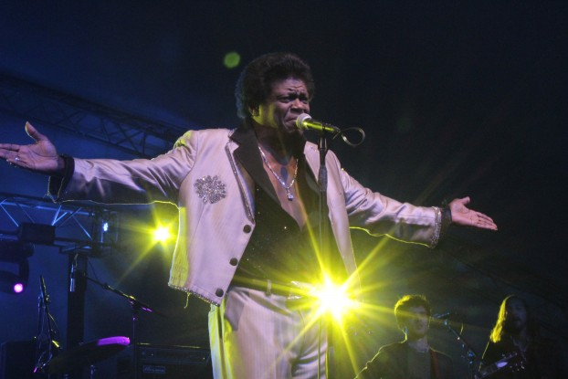 Soul Man: Charles Bradley and His Extraordinaires lit up The Eddy on Saturday night. (Photo/Anna Sink)