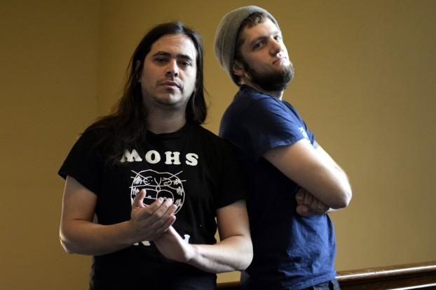 Doing Their Own Thing: Julio Gomez and Tony Spielmaker of I Believe in Julio (Photo/David Specht)