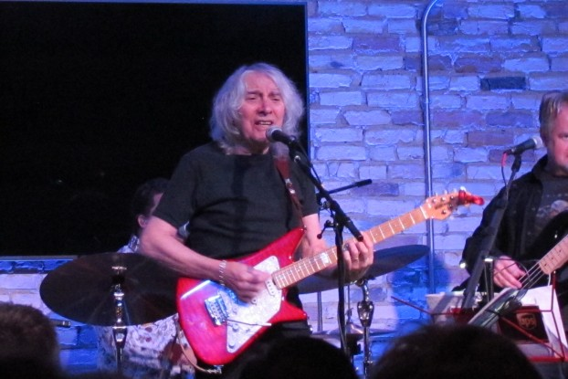 Pin Drop Icon: Albert Lee played the Pin Drop Concerts series in Spring Lake on Saturday. (Photo/Matt Marn)