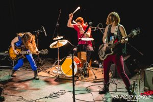 Energizing Feedback: The Accidentals will headline Feedback 2016 at Founders. (Photo/Anthony Norkus)