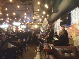 Jazzy Place: The Waldron officially opens this weekend.
