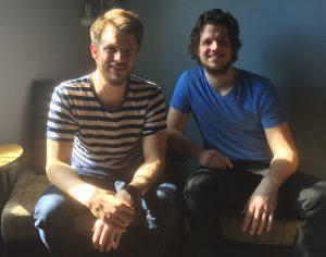 Purposeful Music: Dave and Andy Zagar.