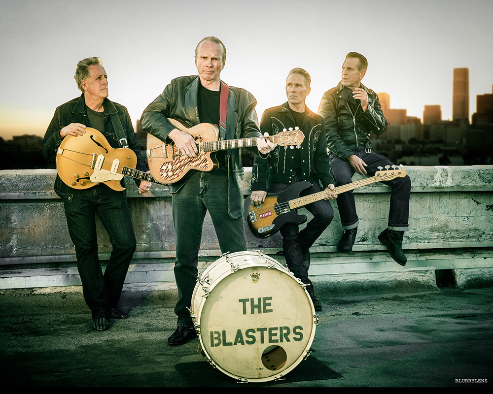 Making Their Buttermilk Debut: The Blasters will play the jamboree in June. (Photo/BlurryLens)
